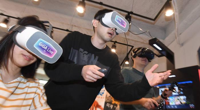 정부의 VR산업 지원 예산 확대에 바빠진 VR플랫폼 개발 업체