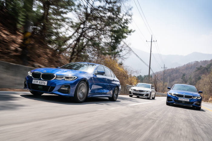 BMW 뉴 3시리즈.