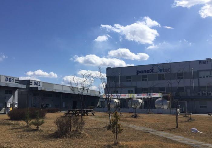 충남 논산 파낙스이텍 전해액 공장 전경. (사진=파낙스이텍)