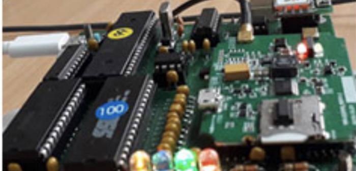 [WIS 2019]이프전자, RS485모듈 양방향 통신 실현