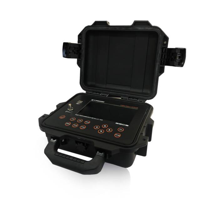 국내 유일 케이블 파형 진단기 BTR5000