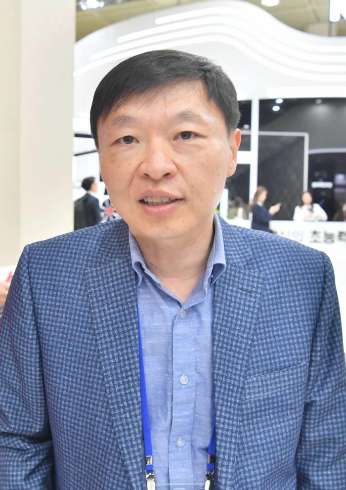 """[WIS 2019]양환정 한국정보통신진흥협회 부회장 """"WIS를 글로벌 5G 경연장으로"""""""