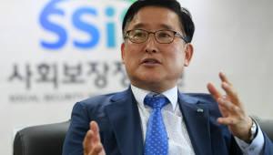 """임희택 사회보장정보원장 """"복지 패러다임 전환, 국민 안전까지 포괄"""""""