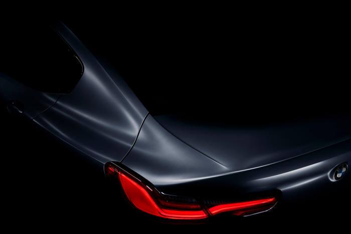 BMW 뉴 8시리즈 그란 쿠페 모델