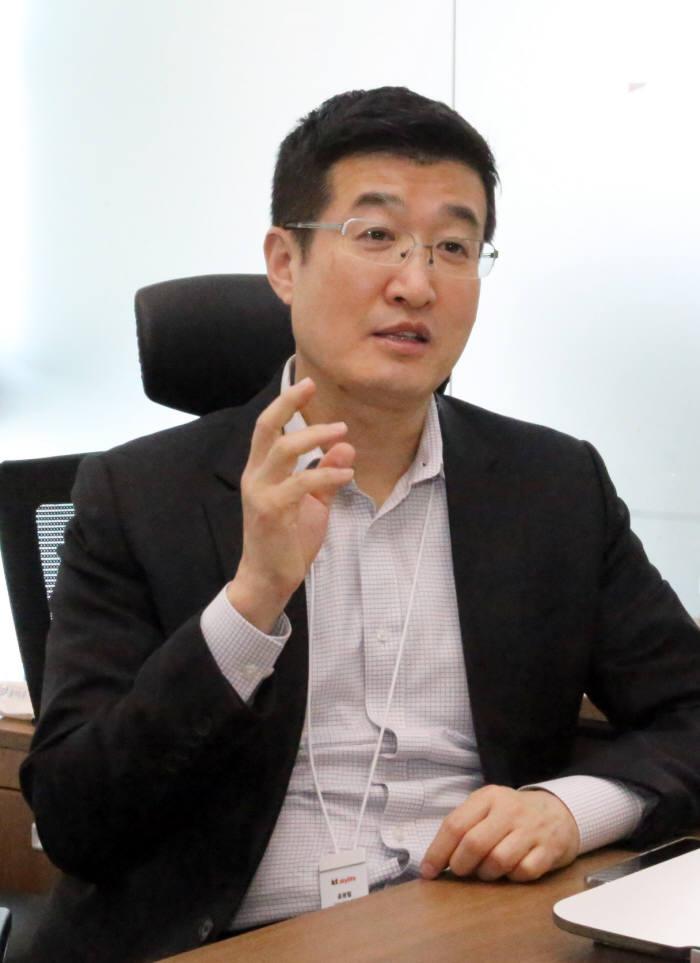 윤용필 KT스카이라이프 콘텐츠융합사업본부장(전무) 겸 스카이TV 대표