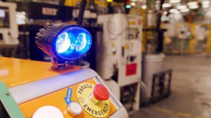 포드의 자율주행 로봇 서바이벌 <사진= 포드>