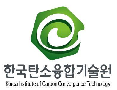 한국탄소융합기술원 로고.