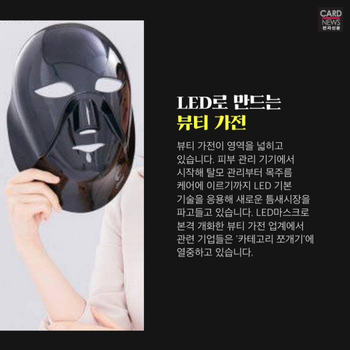 [카드뉴스]신가전 열전