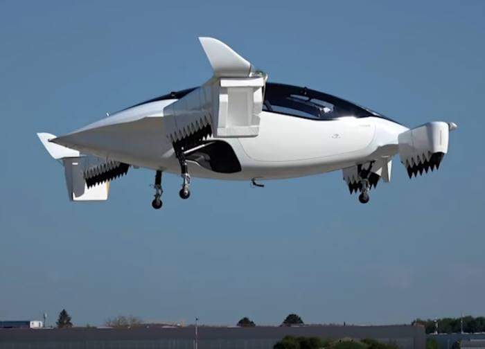 독일 기업 '나는 택시' 시험비행 성공...수직 이륙·시속 300km