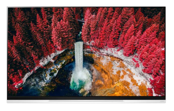 2019년형 LG 올레드 TV C9 시리즈