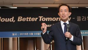 """박대연 회장 """"티맥스, 매출 100조 달성하겠다"""""""