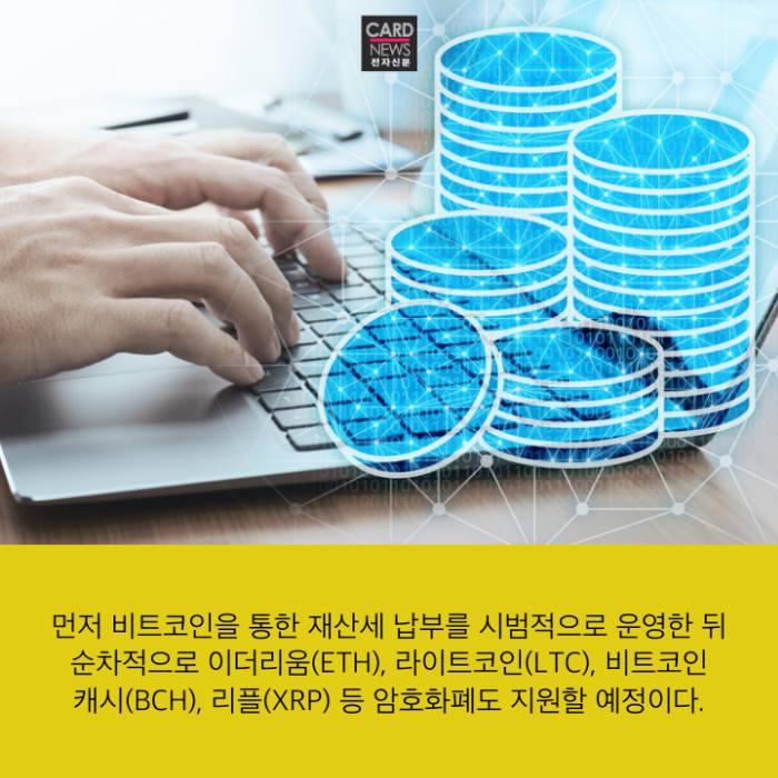 [카드뉴스]캐나다, 비트코인으로 재산세 납부