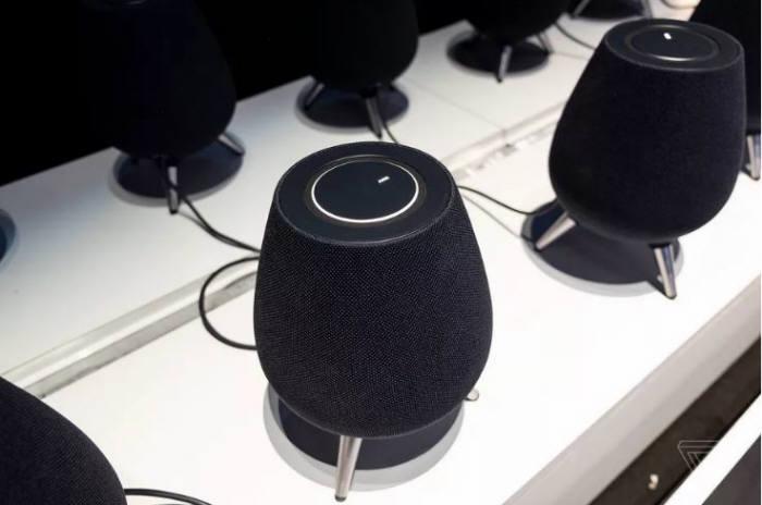 삼성 소형 AI 스피커 '갤럭시홈 미니' 유출…50달러대 예상