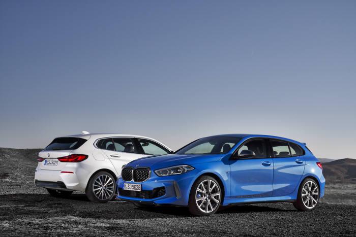 BMW 1시리즈 3세대 모델.