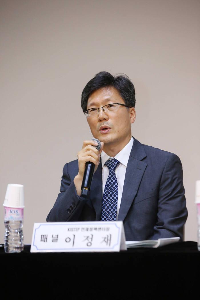 이정재 한국과학기술기획평가원(KISTEP) 인재정책센터장