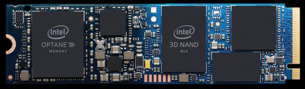 인텔 옵테인 메모리 H10 SSD. <사진=인텔>