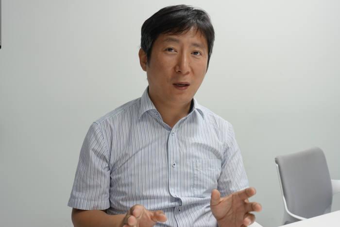 김대천 필드솔루션 대표.