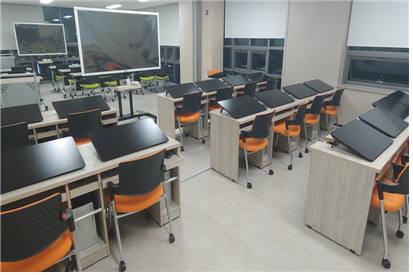 대구웹툰캠퍼스 교육실