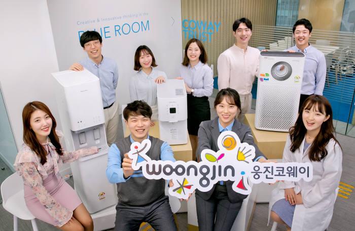 [기획]렌탈 시장 맹주 '웅진코웨이'…'신뢰'가 지속 성장 비결