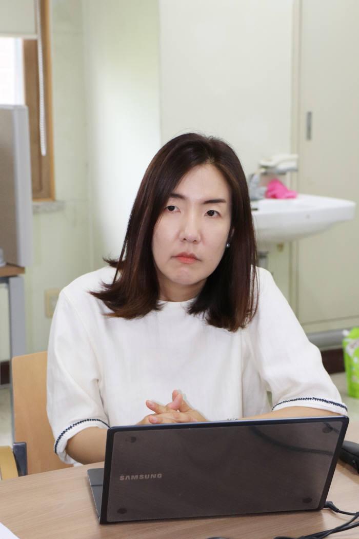 남호정 GIST 교수.