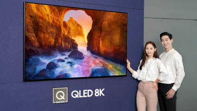 [2019 상반기 인기상품]품질우수-삼성전자/TV/'QLED 8K'