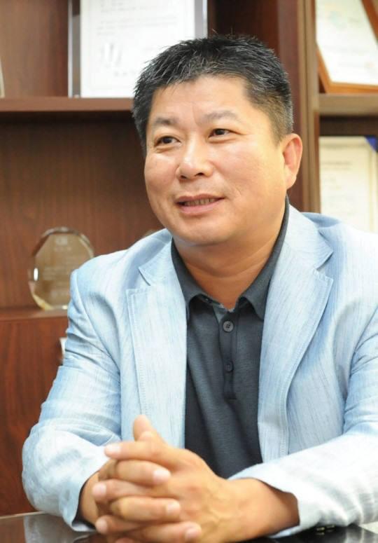 윤상권 아란타 대표