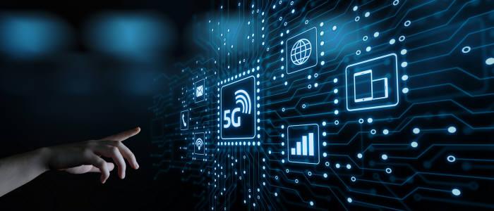 5G 시대의 기반인 초연결, 초저지연, 초저전력 같은 혁신은 나노기술에서 나온다.