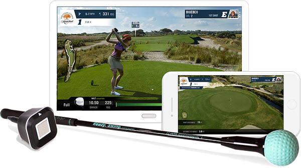 파이네트웍스는 모바일 골프게임 파이골프 WGT 에디션 서비스 시작을 계기로 홈스크린 골프시대를 열기로 했다.