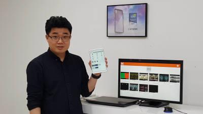 """[오늘의 CEO]신창봉 모픽 대표 """"3년 기다림, 5G에서 기회 잡는다"""""""
