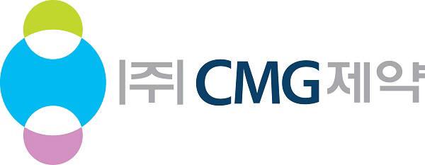 CMG제약 로고