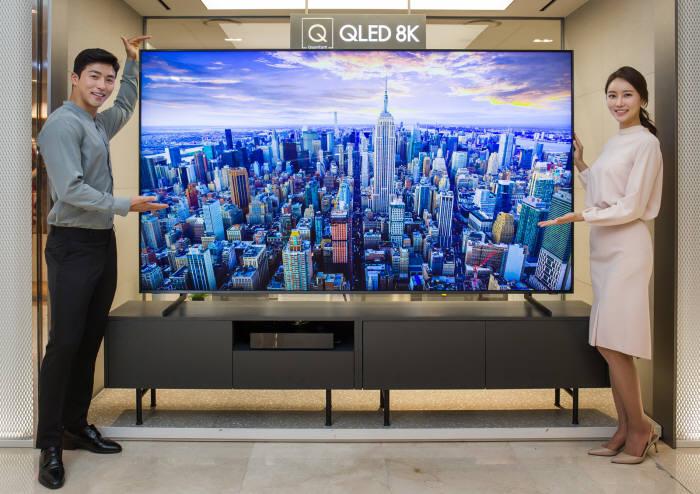 삼성전자 QLED 8K 98형