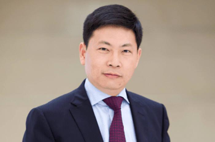 리처드 유 화웨이 소비자부문 CEO