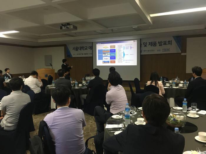 코코링크는 서울대학교 연구진과 협력으로 에너지자원 탐사데이터 처리·시각화 SW를 개발했다.