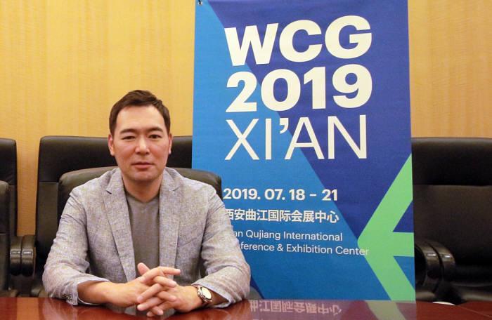 이정준 WCG 대표