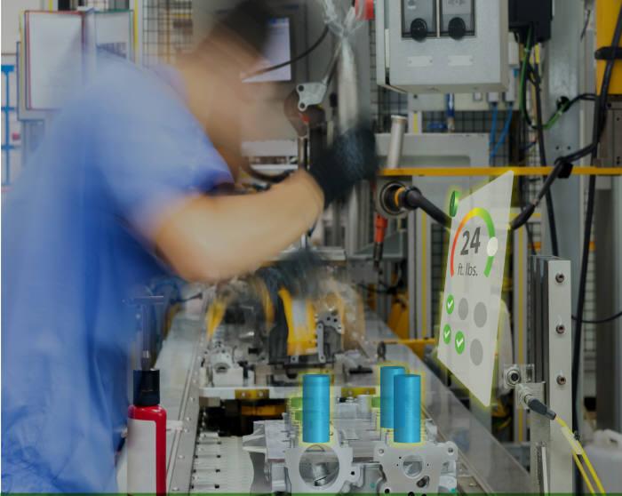 대화식 AR은 산업현장의 프로세스와 절차의 명확성을 높여 생산성을 높이고 오류를 줄인다.