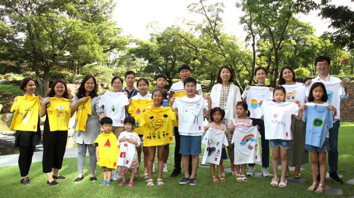 CJ ENM 오쇼핑, 기후 난민 어린이 위한 '희망T캠페인' 참여