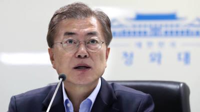 청와대, NSC 상임위 개최...일본 규제 철회 안하면 모든 조치 대응...북한 미사일엔 '강한우려'