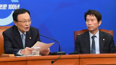 """민주당 """"정부, 관련기업 보호 철저히…추경 2700억 바로 집행"""""""