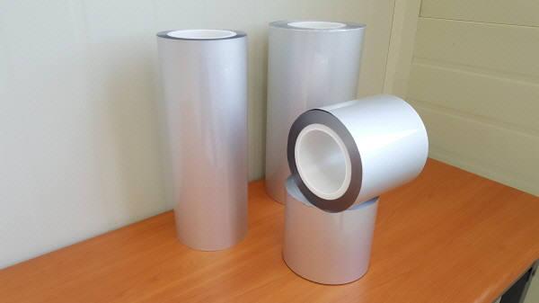BTL첨단소재 리튬이온 배터리용 알루미늄 파우치 필름. <전자신문DB>