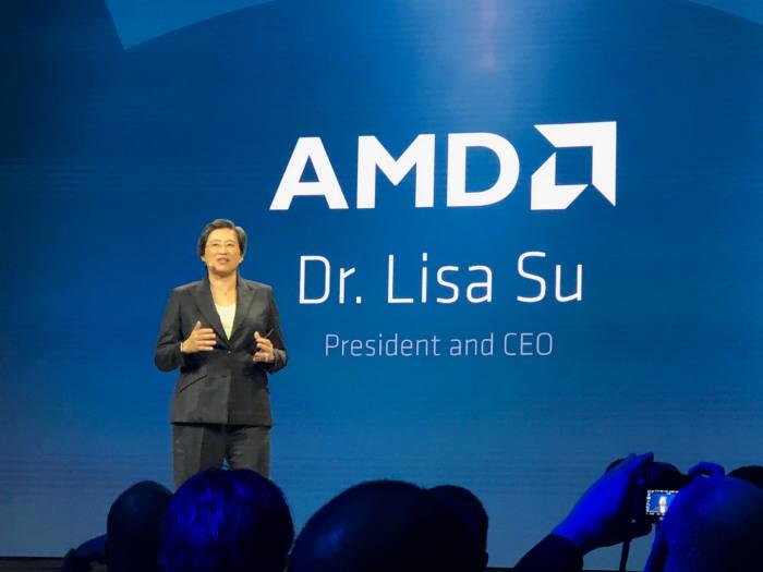 리사 수 AMD CEO