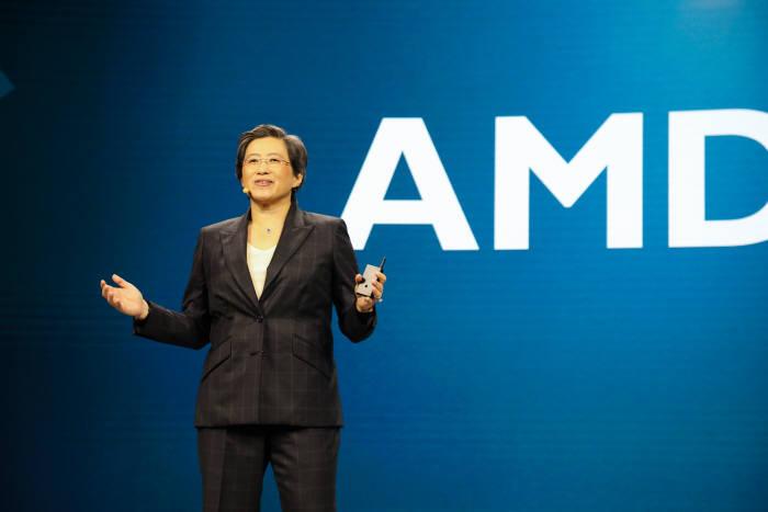 """[人사이트]리사 수 AMD CEO """"데이터센터 표준 프로세서 만들 것"""""""