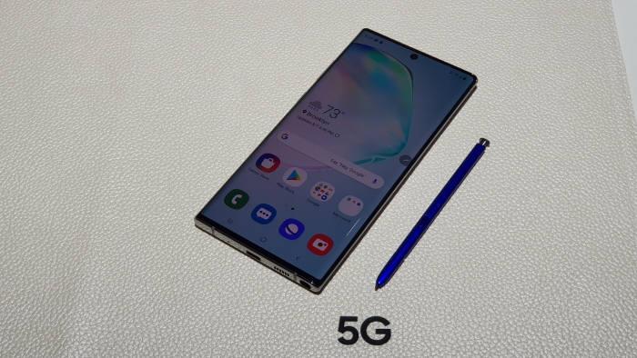 삼성전자 갤럭시노트10 5G