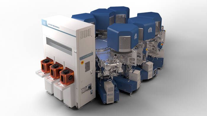어플라이드머티어리얼즈 엔듀라 클로버 MRAM PVD 플랫폼. <사진=어플라이드머티어리얼즈>