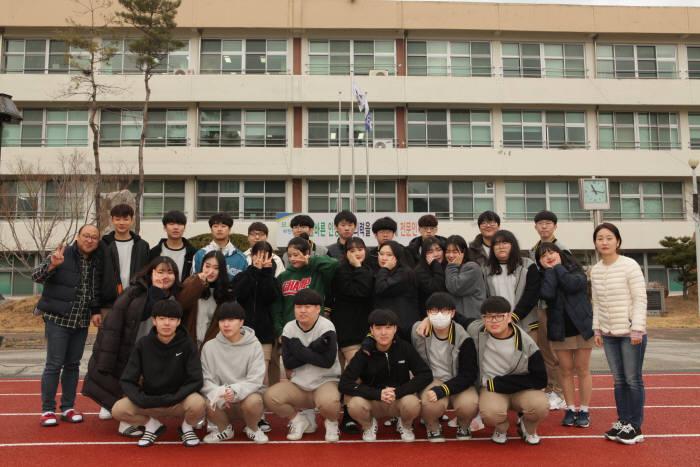 강원 정선정보고등학교