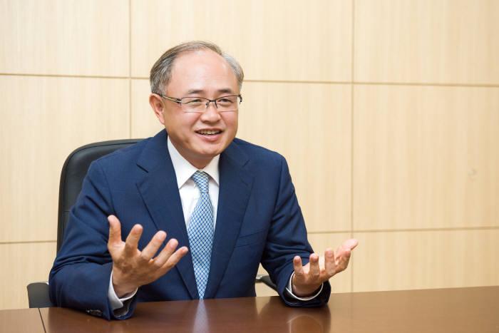 박영태 한국스마트이모빌리티협회 회장.