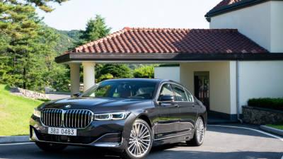 '부심면허 007' BMW 뉴 7시리즈