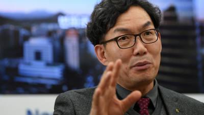 """이대훈 NH농협은행장 """"양범참랑(揚帆斬浪), 디지털 돛대 활짝 펼치겠다"""""""