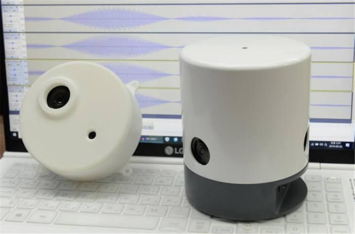 ETRI와 시큐웍스가 개발한 음장 변화기반 스마트 센서