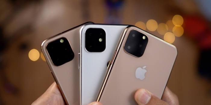 최근 유출된 아이폰11 목업 이미지
