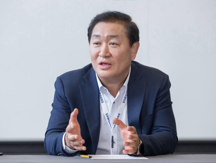 한종희 삼성전자 영상디스플레이사업부장 사장